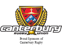 Canterbury Rugby Football Union crest